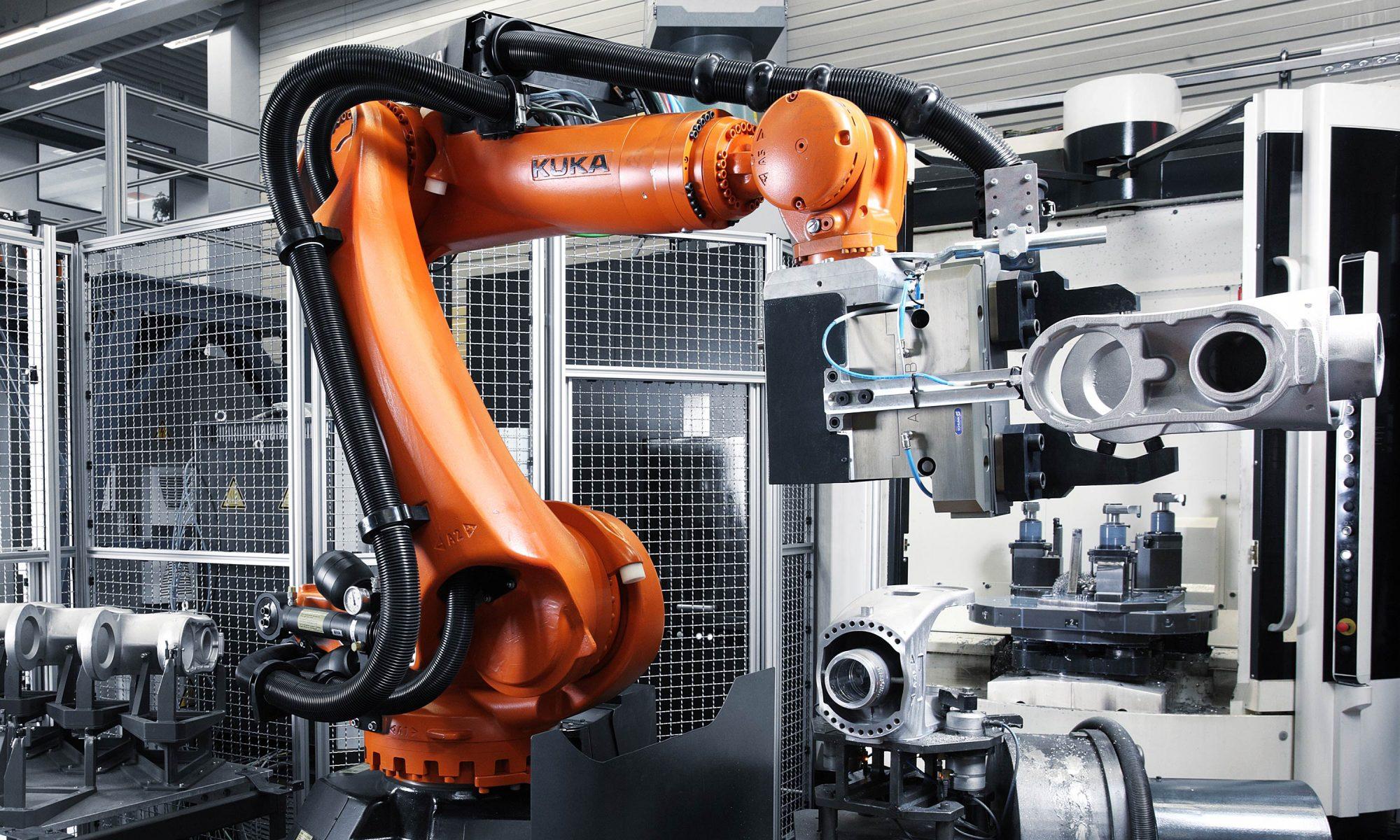 Robotic Aplikácie